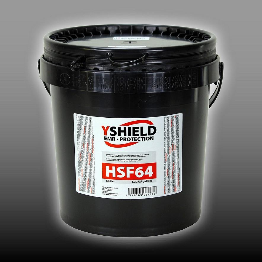peinture de protection hautes et basses fr quences yshield hsf64 5 litres ondes. Black Bedroom Furniture Sets. Home Design Ideas
