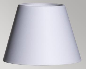 abat jour blanc pour lampes de chevet blind es danell ondes. Black Bedroom Furniture Sets. Home Design Ideas
