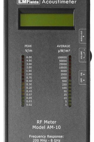 Mesureurs hautes fréquences EMFields, Gigahertz Solutions