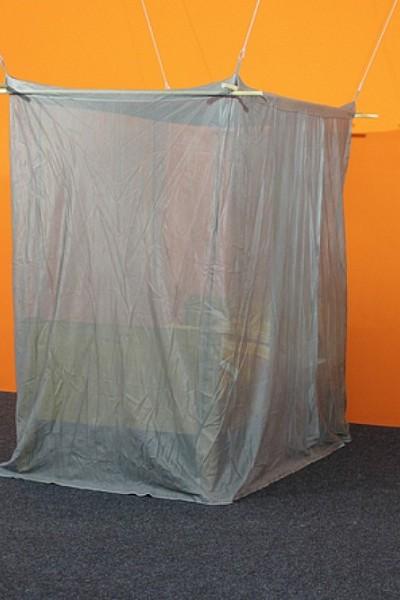 baldaquin de protection anti ondes hautes et basses fr quences silver tulle yshield forme. Black Bedroom Furniture Sets. Home Design Ideas