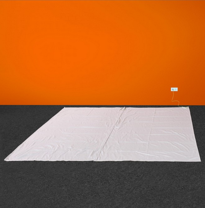 dessous de lit de protection anti ondes hautes et basses fr quences u2s steel twin yshield lit. Black Bedroom Furniture Sets. Home Design Ideas