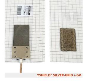 tissu-silver-grid-mise-a-la-terre-gv
