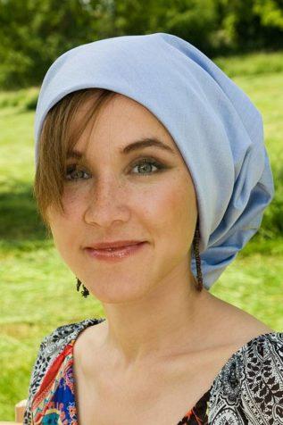Foulards, chapeaux, bonnets anti-ondes